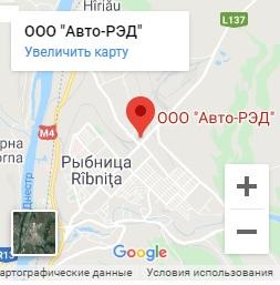 ООО Авто-РЭД на карте